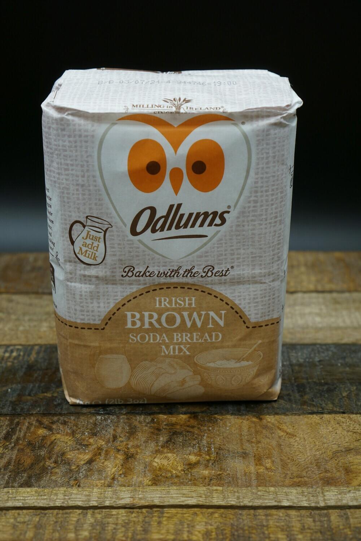 Odlums Irish Brown Soda Bread Mix 1000g
