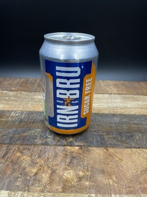 Irn-Bru Sugar Free 330ml