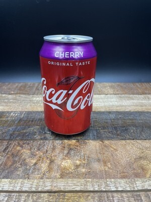 Coke Cherry 330ml