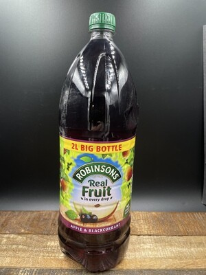 Robinsons Apple And Blackcurrant 1000ml