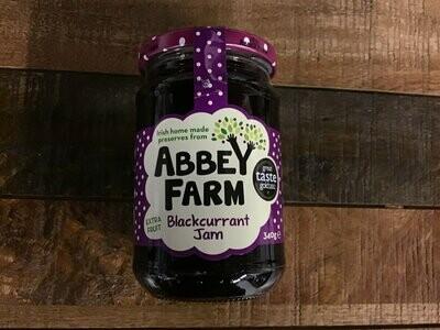 Abbey Farm Blackberry & Apple Preserve 340g