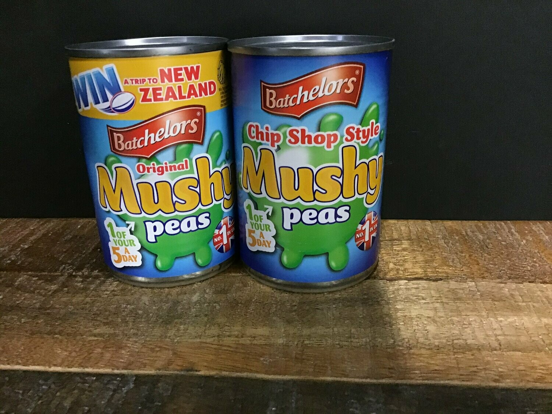 Batchelors Chip Shop Style Mushy Peas 300g
