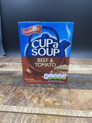 Batchelors Cup a Soup Beef & Tomato 88g