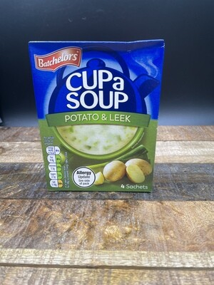 Batchelors Cup a Soup Potato & Leek 107g