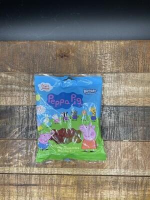 Bazooka Peppa Pig Fruity Gummies  120g