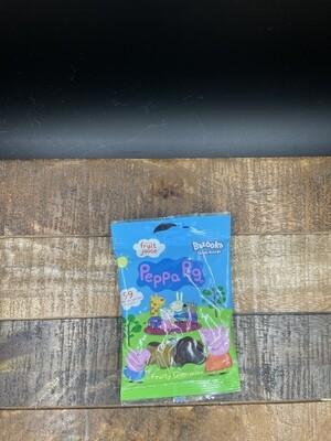 Bazooka Peppa Pig Fruity Gummies 45g