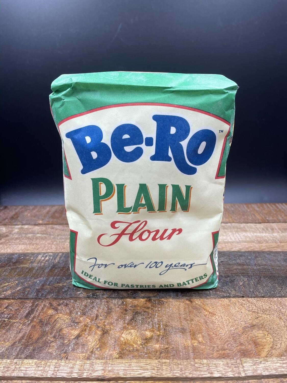 Be-ro Plain Flour 1100g
