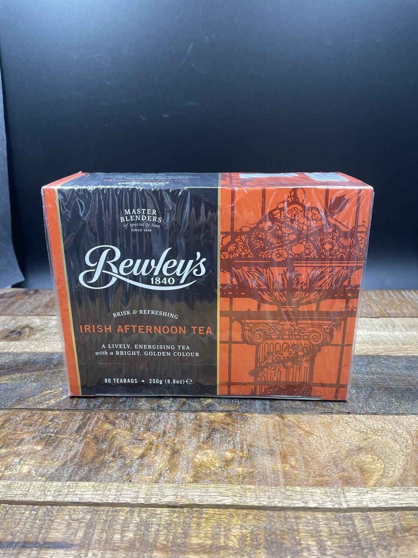 Bewleys Irish Afternoon Tea 80 Bags 250g