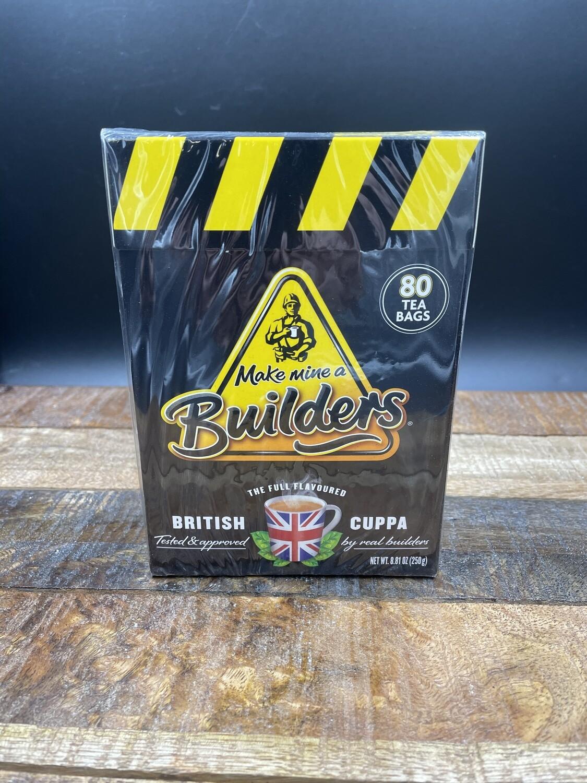 Builders Tea 80 Bags 250g