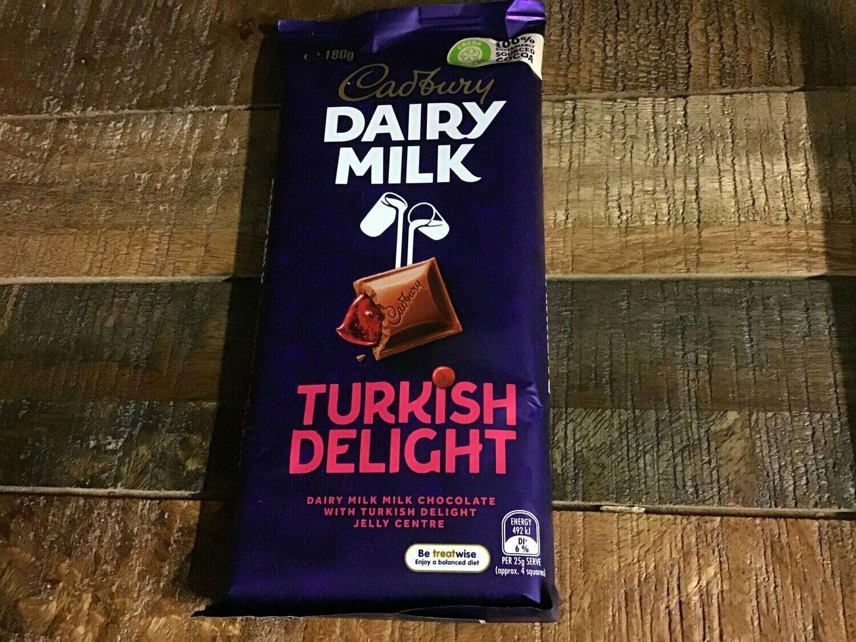 Cadbury Dairy Milk Turkish 47g