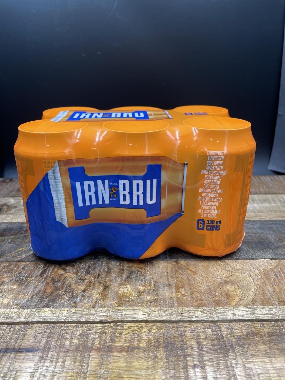 Irn-Bru 6 pack 1980ml