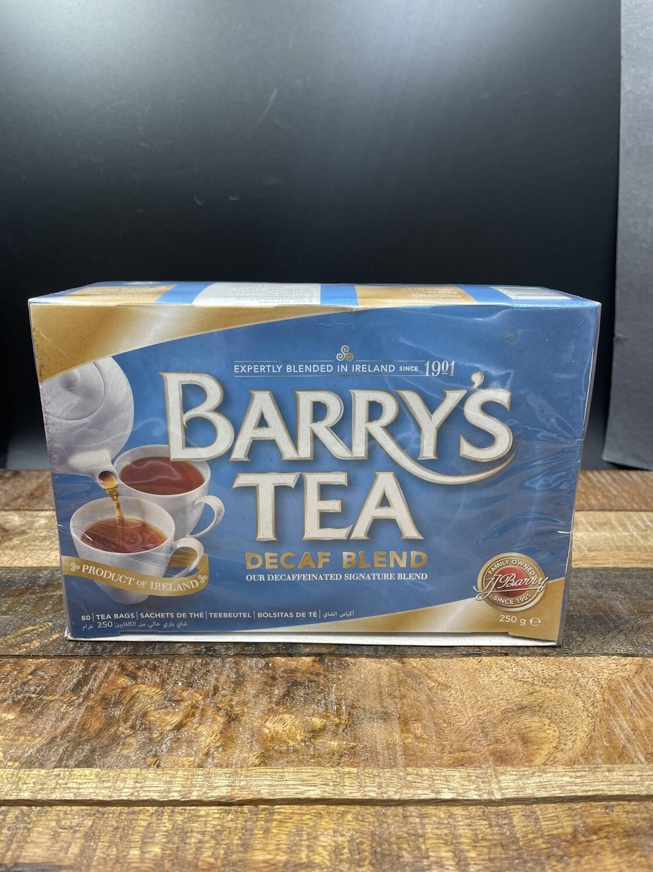 Barrys Decaf Blend 80 Bags 250g
