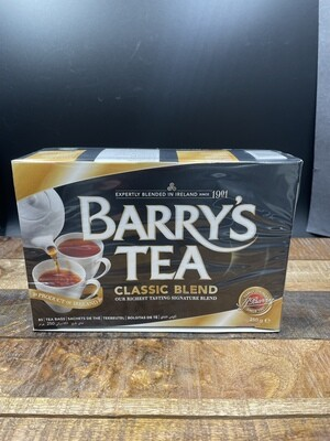 Barrys Classic Blend 80 Bags 250g