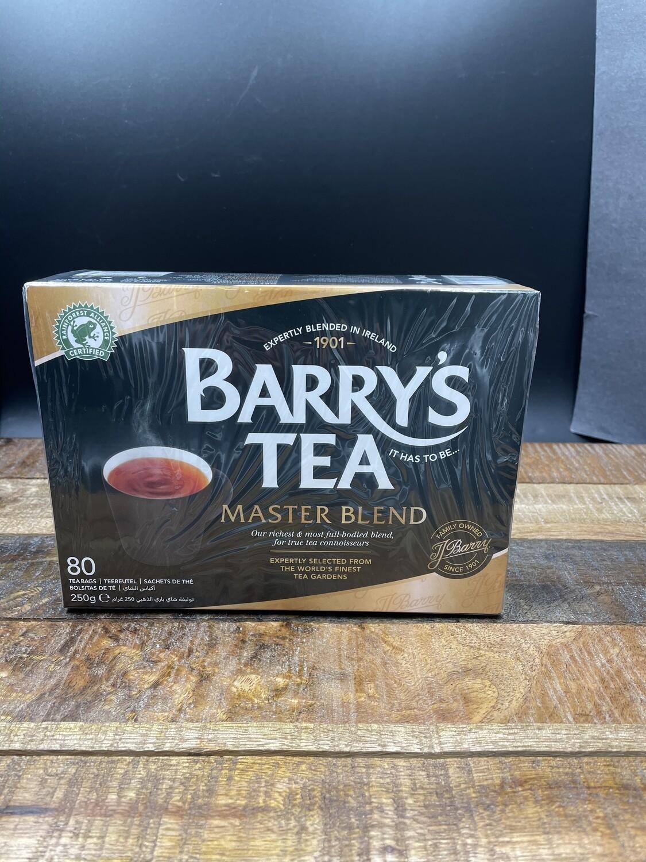 Barrys Master Blend 80 Bags 250g