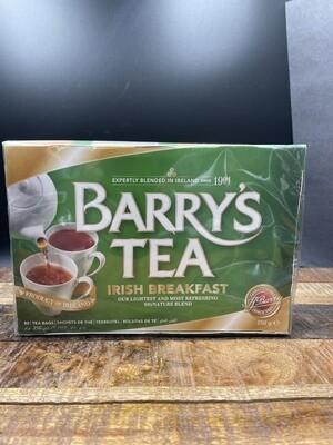 Barrys Irish Breakfast 80 Bags 250g