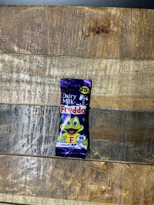 Cadbury Dairy Milk Freddo 18g