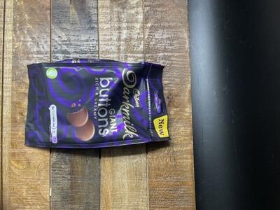 Cadbury Darkmilk Giant Buttons 105g