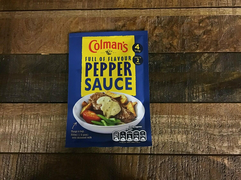 Colman's Pepper Sauce 40g