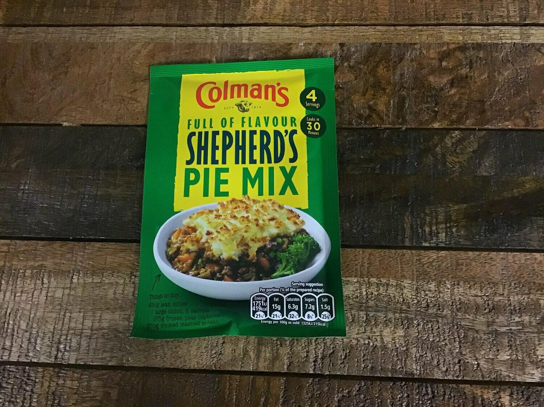 Colman's Shepherd's Pie Mix 40g
