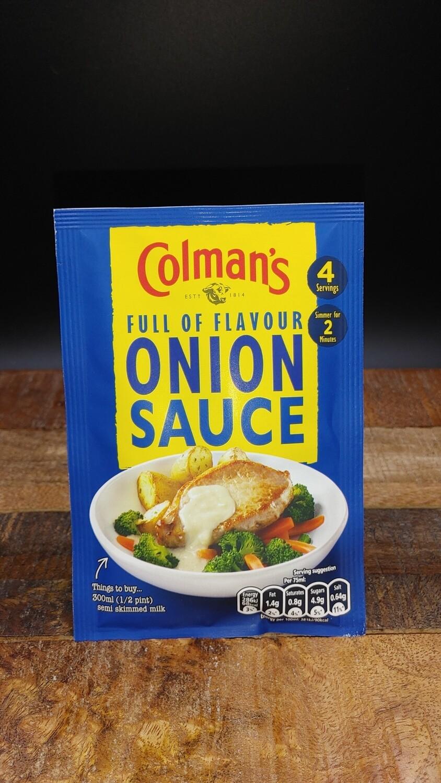 Colman's Onion Sauce 40g