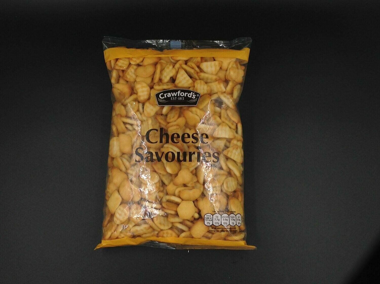 Crawford Cheese Savouries 325g (Promo)