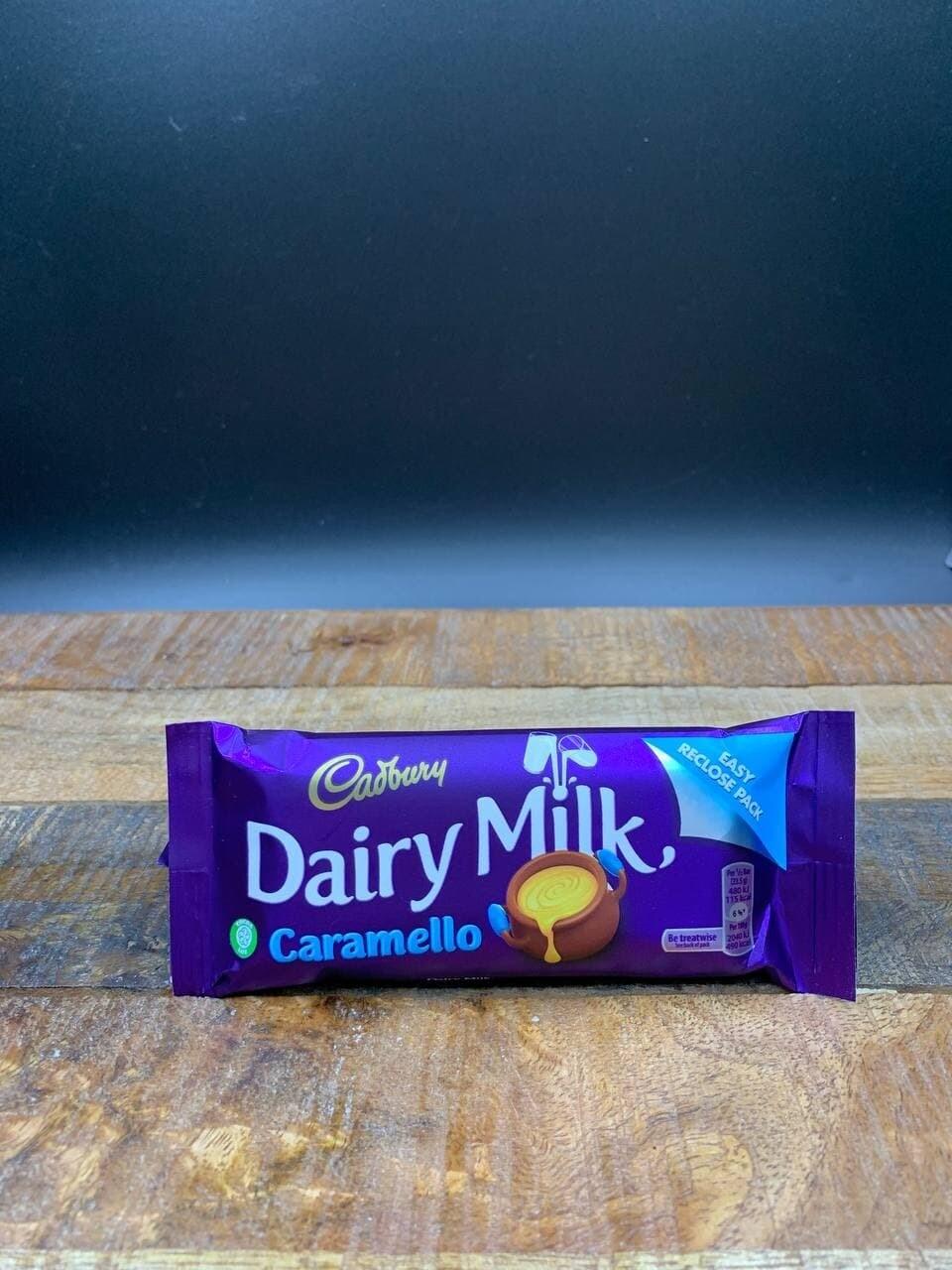 Dairy Milk Caramello Single Bar