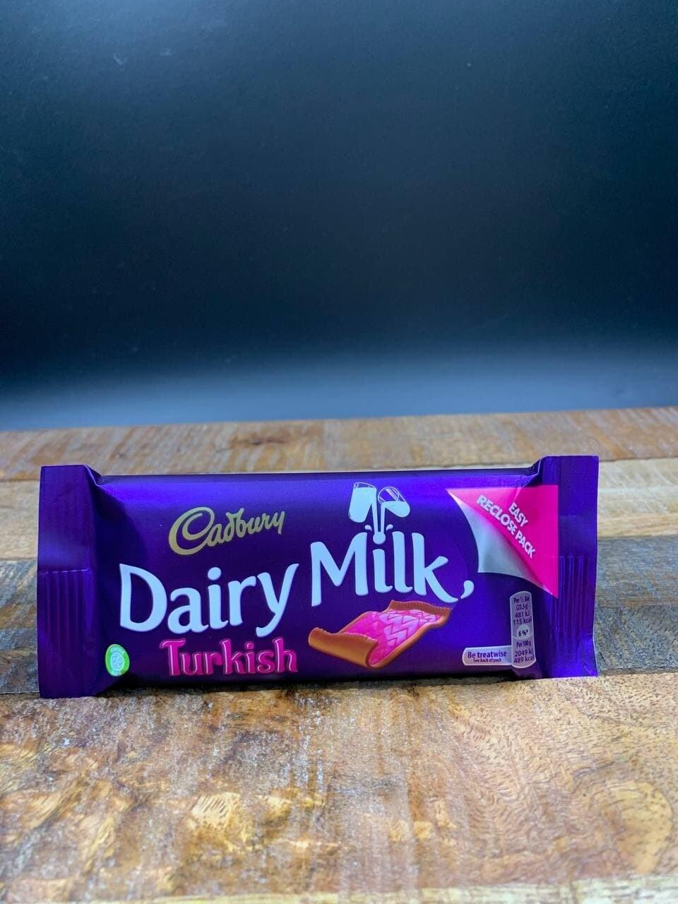 Dairy Milk Turkish 47g Single Bar
