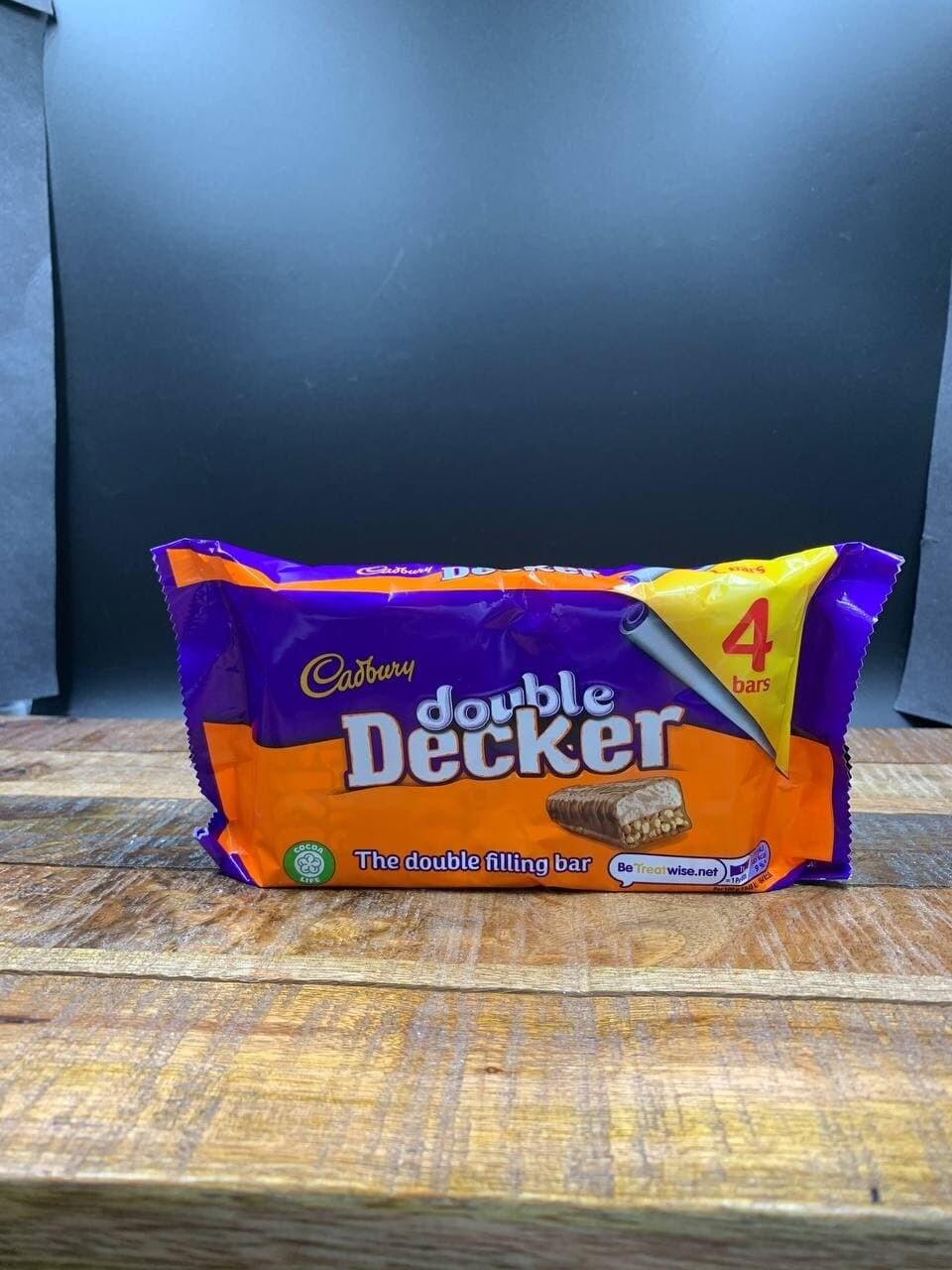 Double Decker 4 Pack 4x40g