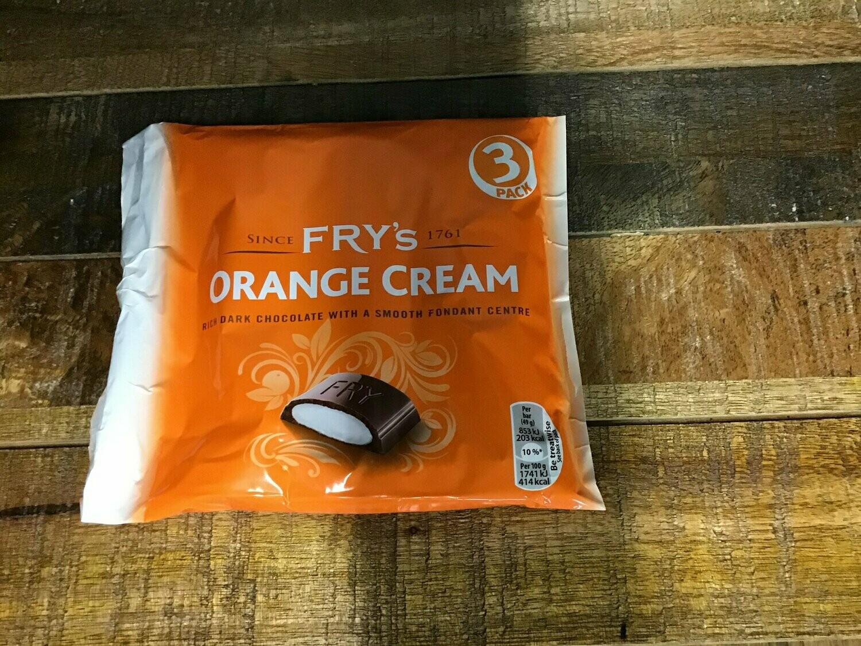 Frys Orange Cream 147g