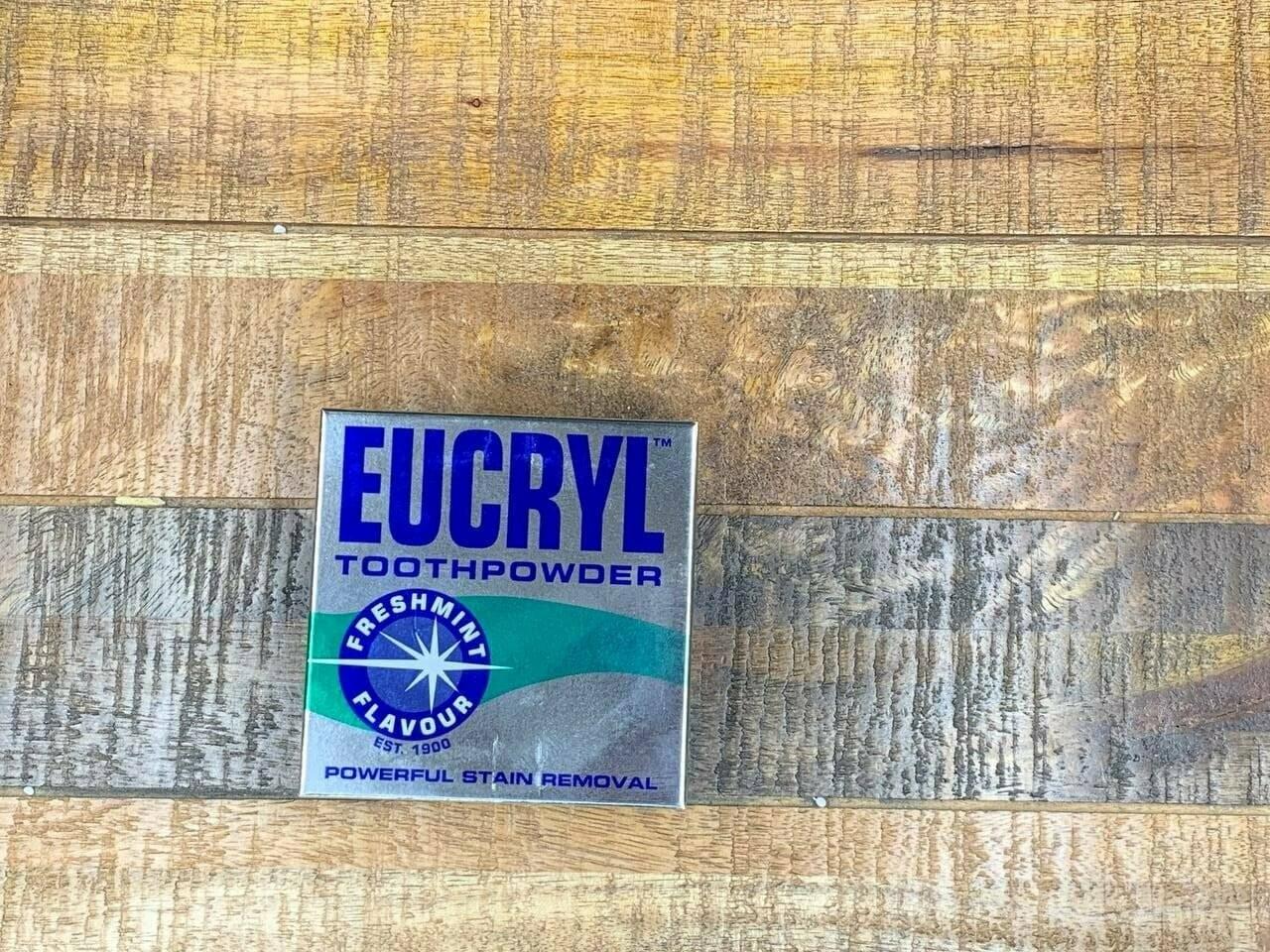 Eucryl Toothpowder 50g
