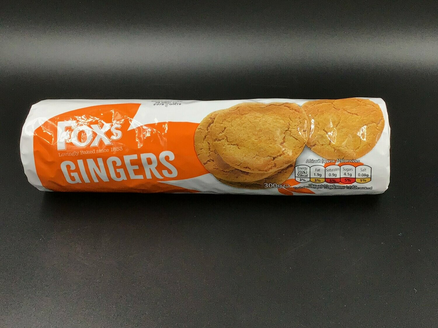 Foxs Gingers 300g