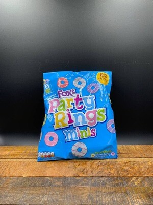 Fox's Party Rings 6x21g