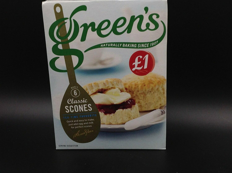 Greens Classic Scones 280g