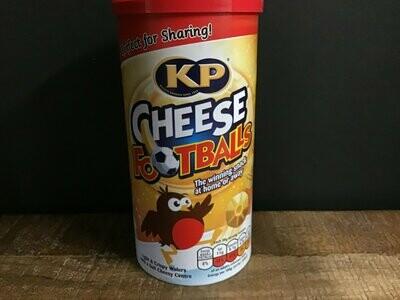 KP Cheese Footballs 142g