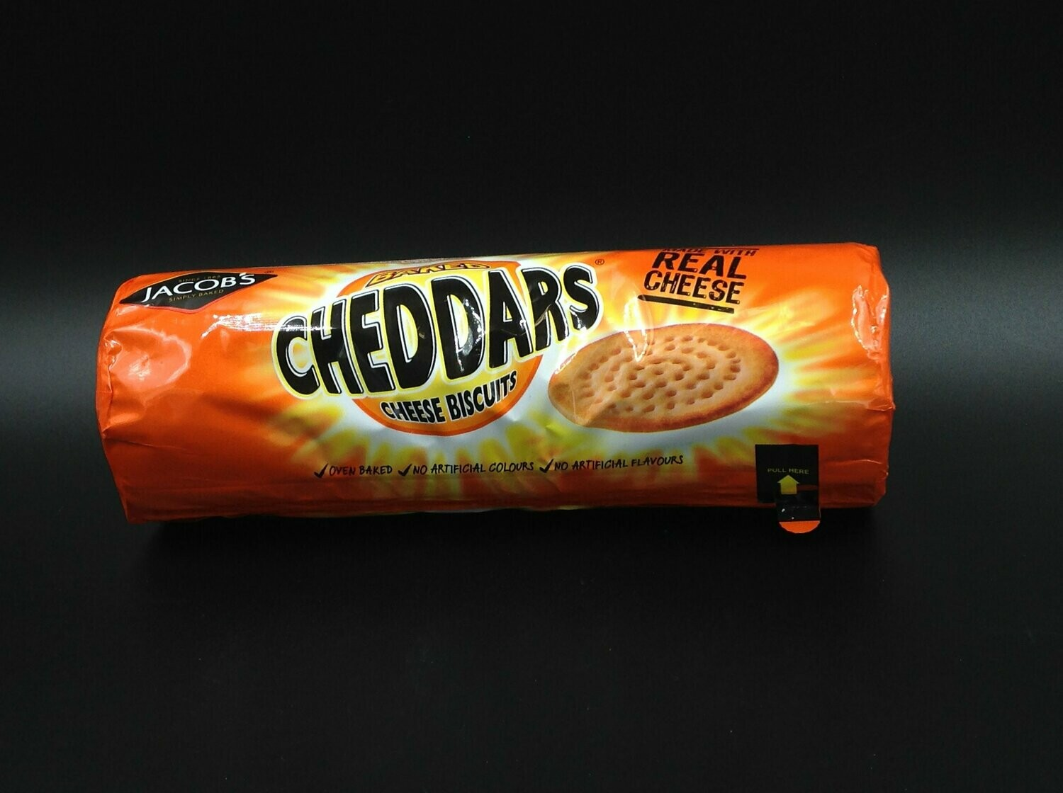 Jacob's Cheddars Cheese Biscuits 150g