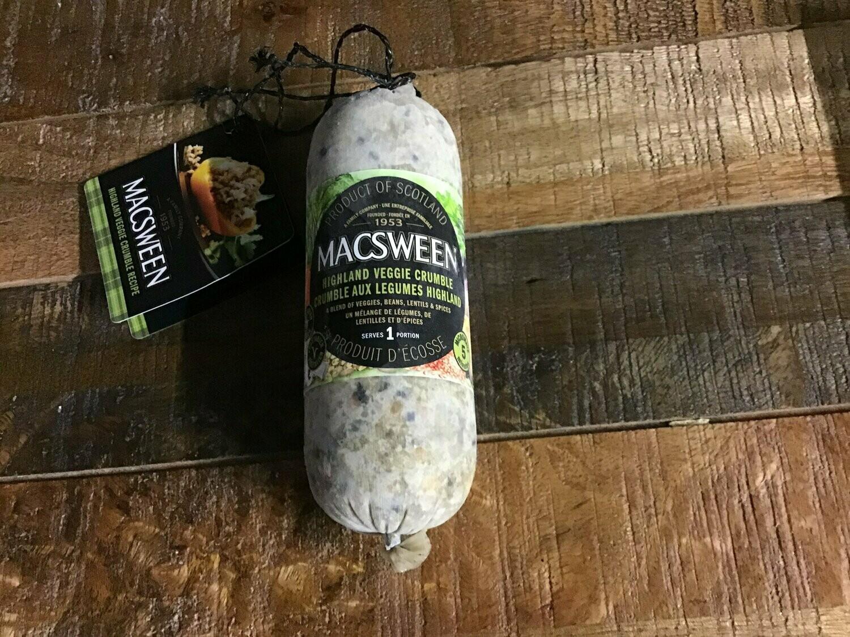 Macsween Highland Veggie Crumble 454g
