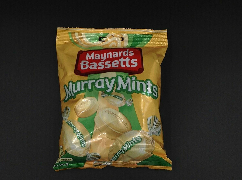 Maynards Bassetts Murray Mints 193g