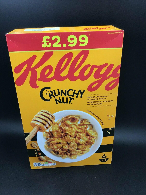 Kellogs Crunchy Nut 500g