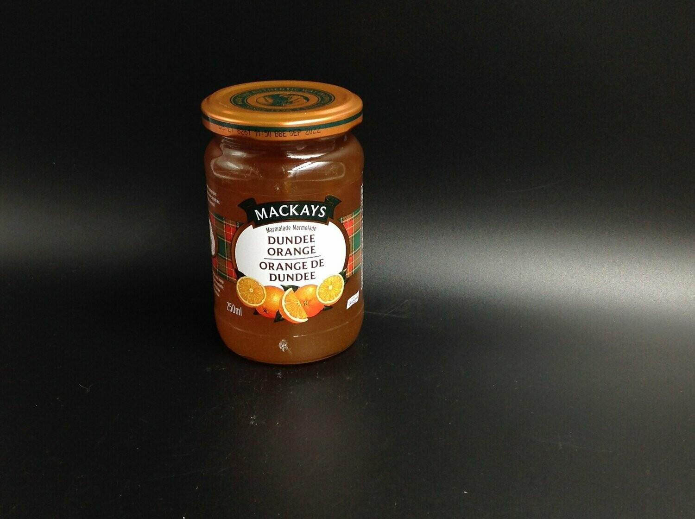 Mackays Vintage Dundee Orange 250ml