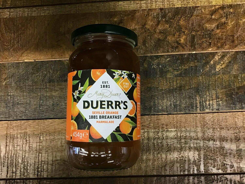 Duerrs Seville Orange Jam 454g