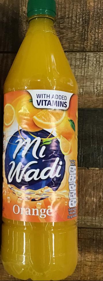 Mi Wadi Orange 1000ml