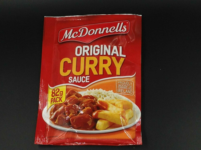 Mcdonnells Original Curry Sauce 82g