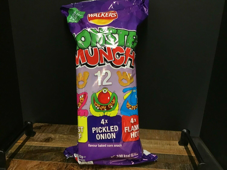 Monster Munch 12-Pack Variety