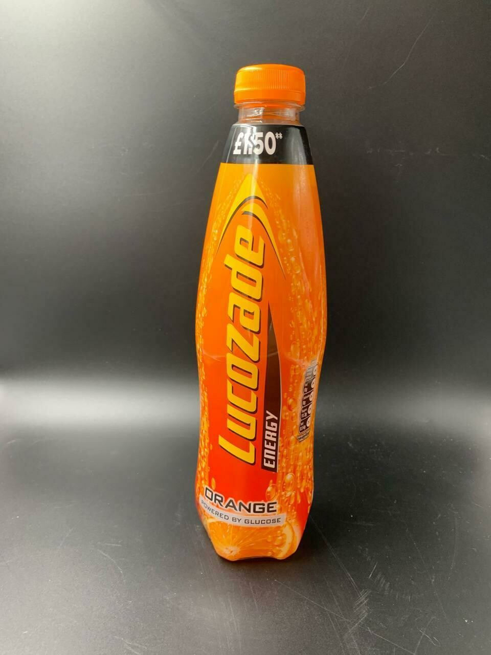 Lucozade 1L Orange