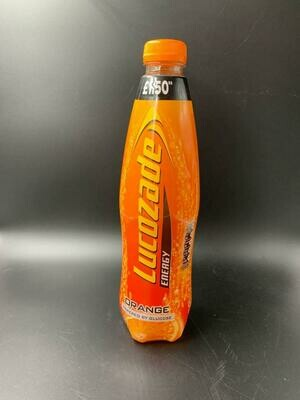 Lucozade 1L Orange