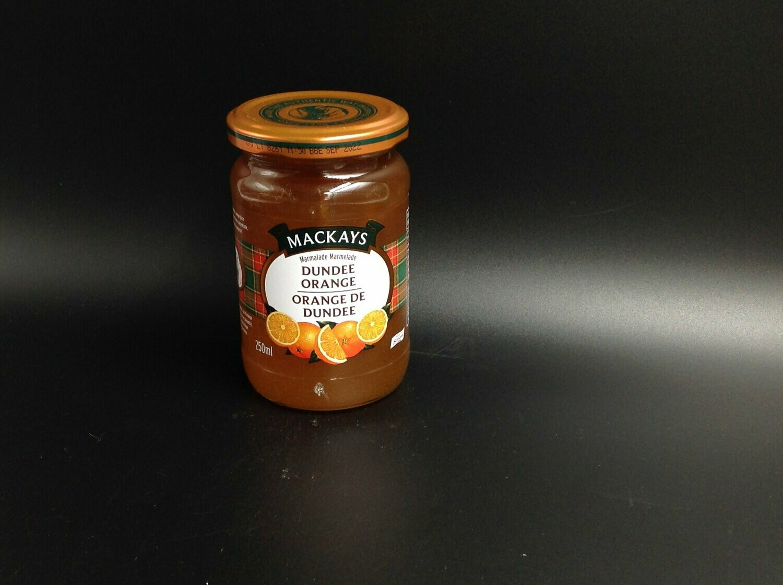 Mackays Dundee Orange 250ml