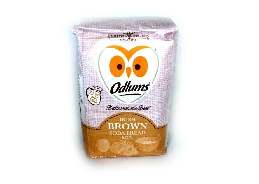 Odlums Irish Brown Soda Bread Mix 2000g