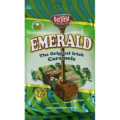 Oatfield Emerald Original Irish Caramels 150g