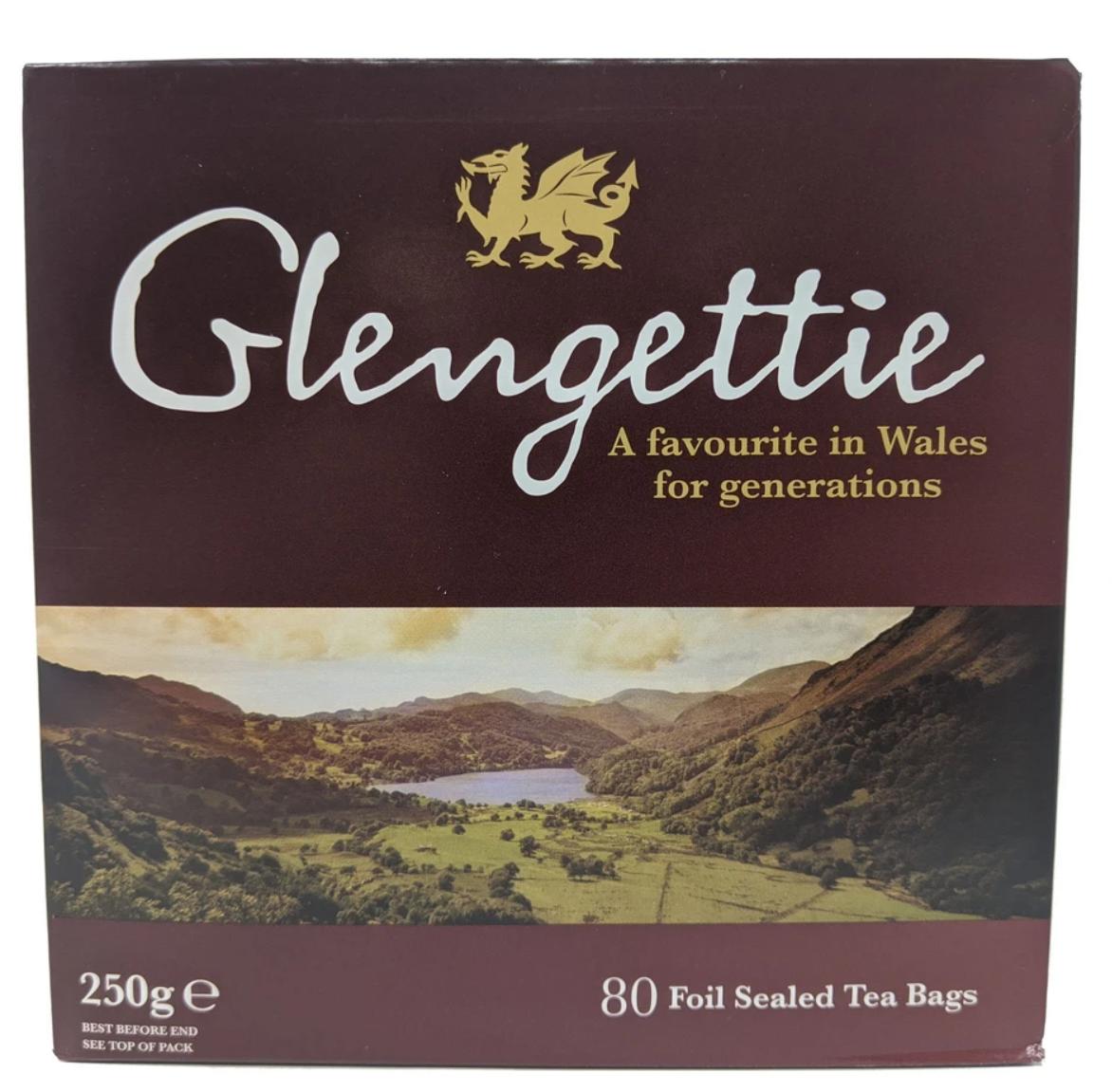 Glengettie 80 Bags 250g