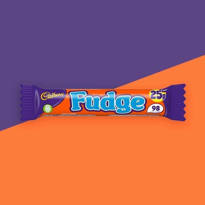 Fudge Single Bar 22g